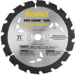 Dewalt Accessories DW3591B10 7.25-Inch 18-TPI Carbide Saw Blade