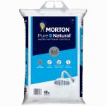 Morton Salt F149830000G 40-Lb. Solar Salt Crystals