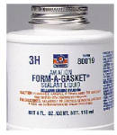 Itw Global Brands 80019 Aviation Form-A-Gasket Sealant, 4-oz.