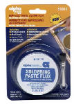 Alpha Metals AM51011 2-oz. Non-Electrical Acid Paste, Flux & Brush