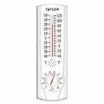 Taylor Precision Products 90116 9-Inch Indoor/Outdoor Thermometer