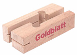 Goldblatt Industries G06991 Wood Line Block Pair