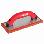 Goldblatt Industries G03281 8 x 4-Inch Red Rubber Float