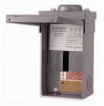 Square D By Schneider Electric QO24L70RBCP 70A Main Lug Load Center