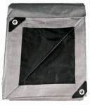Kaps Tex KT-HT2025SB Tarp, Black & Silver, 10-mil Polyethylene , 20 x 25-Ft.