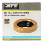 William H Harvey 001010 No.1 No-Seep Wax Toilet Gasket