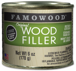 Eclectic Products 36141142 Wood Filler, Walnut, 6-oz.