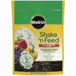 Scotts Miracle Gro 110570 Shake 'N Feed All-Purpose Plant Food, 8-Lb. Refill Bag