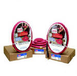 Hbd Industries 42225 25-Ft. Red Rubber Air Hose