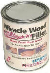 Staples H F 901 1/4-LB. Miracle Wood Filler