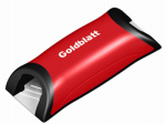 Goldblatt Industries G05026 Drywall Pocket Rasp, Ergonomic Soft Handle