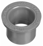 Thomas & Betts E996ER-CTN 3/4-Inch PVC Box Adapter