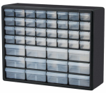 Akro Mils 10744 Small Parts Storage Cabinet, 44-Drawers
