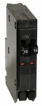 Square D By Schneider Electric QOT1515CP QOT 15-Amp Single-Pole Tandem Circuit Breaker