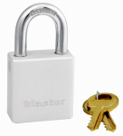 Master Lock 570DPF 1-1/2 Inch Wide Solid Aluminum Keyed-Different Padlock