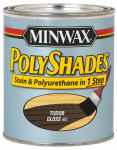 Minwax The 61460 1-Qt. Gloss Tudor Polyshades Wood Stain
