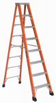 Louisville Ladder FS1308 HD 8' Fiberglass IAA Step Ladder