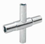 B&K 151-015 Stem Key, 4-Way