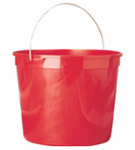 Leaktite 11 10 Quart Plastic Paint Pail