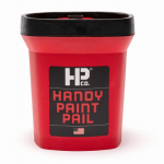 Bercom 2500-CT 1-Qt. Handy Paint Pail