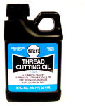 William H Harvey 016035 1/2-Pint Thread Cutting Oil