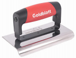 Goldblatt Industries G06235 6 x 3-1/4-Inch Heavy-Duty Concrete Edger