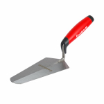 Goldblatt Industries G09349 7 x 3-1/8-Inch Carbon Steel Gauging Trowel