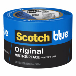3M 2090-72N Blue Painter's Tape, 72mm x 55m