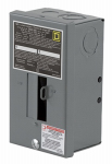 Square D By Schneider Electric Q02L30SCP 30A Main Lug Load Center
