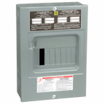 Square D By Schneider Electric QO816L100SCP 100-Amp Main Lug Load Center
