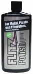 Flitz International LQ04535 Metal Polish & Fiberglass Cleaner, 3.4-oz.