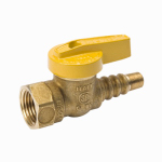 "Homewerks Worldwide VGV1TXY3B 1/2""Texas Gas BallValve"
