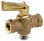 Anderson Metals 59234-04 1/4-Inch Female Pipe Thread Pint or Point Valve