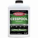 Roebic Laboratories K-47-Q-12 Cesspool Treatment, Qt.
