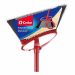O'cedar Brands 133990 Angled Broom With Metal Handle