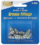 Plews/Edelmann 11955 Grease Fitting Assortment, 8-Pk.