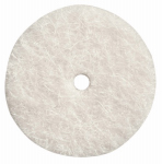 Dremel Mfg 414 1/2-Inch Felt Polishing Wheel