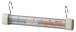 Taylor Precision Products 5977N Refrigerator/Freezer Thermometer, Plastic, With Hanging Hooks