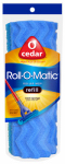 O'cedar Brands 118776 Roll-O-Matic Sponge Mop Refill, 8.5-In.