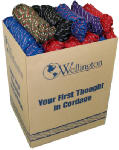 Wellington Cordage 87892 21PC Saxon Braid DSP