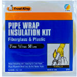 Thermwell Products SP50 Fiberglass Pipe Insulation Kit