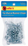 Westminster Pet Products 28100 10-Ft. x 2.5mm Tie-Out Chain
