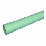 Charlotte Pipe & Foundry S/M060060600-RDC04 6x10 SDR35 PVC Pipe
