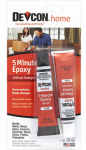 Itw Global Brands 20545 1-oz. 5-Minute Fast Drying Epoxy