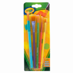 Crayola 05-3515 4-Piece Paintbrush Set