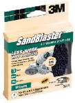 3M 9681 Sandblaster 4.5-In. Right-Angle Grinder Clean & Strip Disc