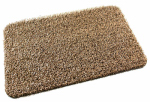 Grassworx 10371857 Clean Machine Scraper Doormat, High-Traffic, Desert Taupe AstroTurf, 18 x 30-In.