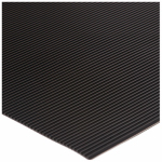 Tenex 5525210 27-Inch x 75-Ft. Black Vinyl Corrugated Matting
