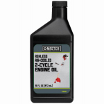 Olympic Oil 144749 2-Cycle Oil With Fuel Stabilizer, Ashless, 16-oz.