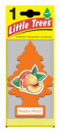 "Car Freshner U1P-10319 Peachy Peach ""Little Tree"" Air Freshener"